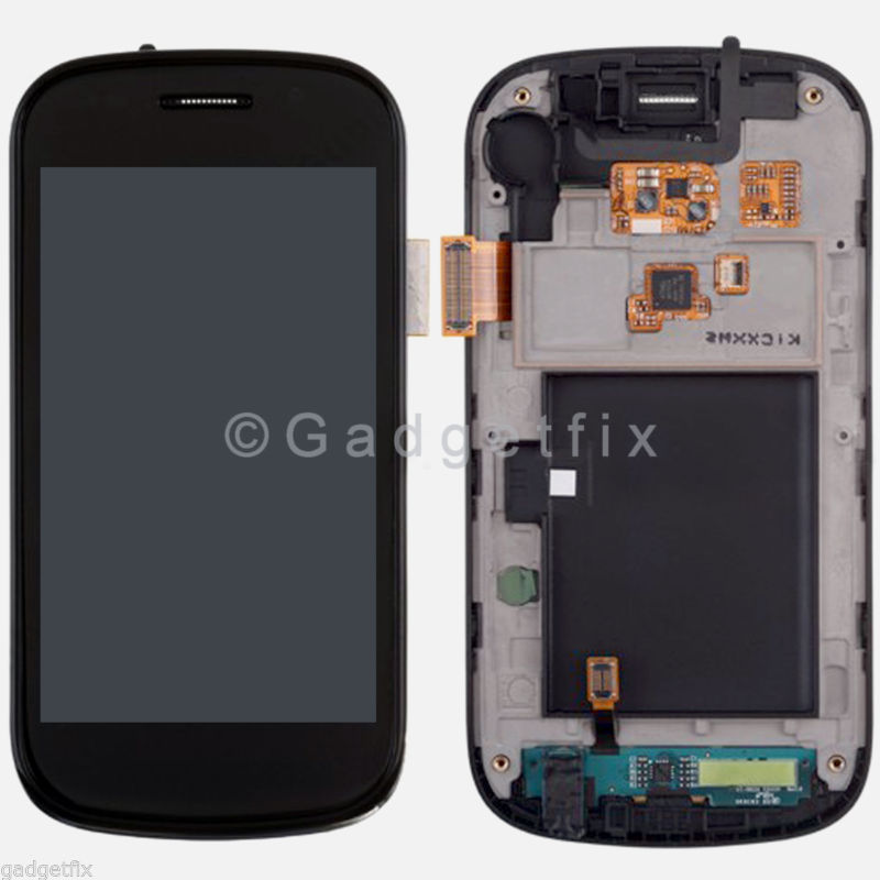 Google Samsung Nexus S I9020 LCD Screen Display Touch Screen Digitizer + Frame