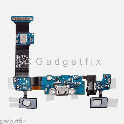 Headphone Jack Charging Charger Port Flex For Samsung Galaxy S6 Edge+ Plus G928P