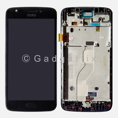 LCD Display Touch Screen Digitizer + Frame For Motorola Moto E4  XT1767 XT1767PP