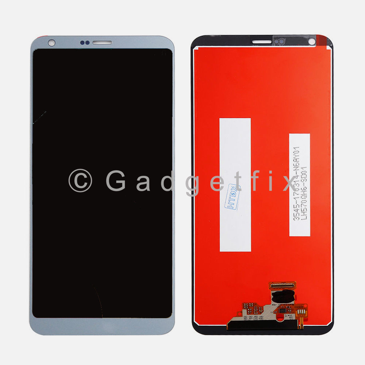 LCD Screen Touch Digitizer Assembly For Silver LG G6 H870 H871 H872 LS993 VS998