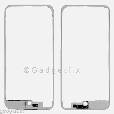 LCD Touch Screen Mid Frame Bezel A1421 for White iPod Touch 5th Generation Gen