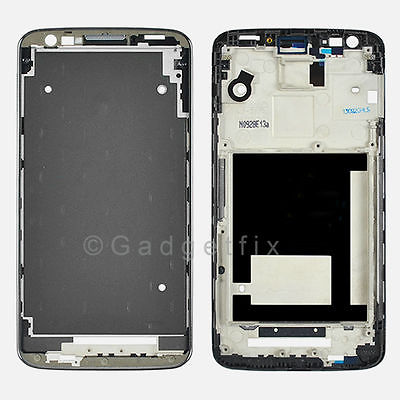 LG G2 D800 D801 D802 D803 Front Housing Cover Bezel Middle Faceplate Frame USA