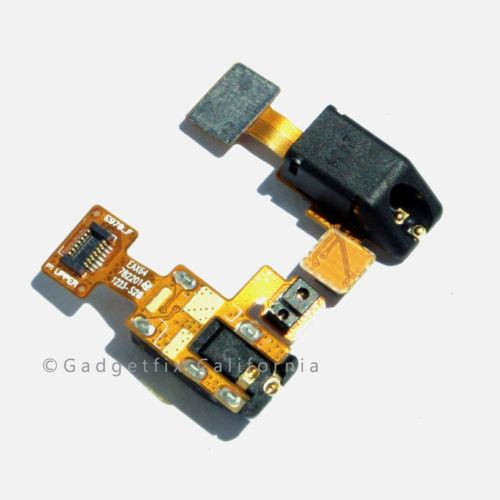 LG Optimus G E970 E973 LS970 Headphone Headset Head Audio Jack Flex Cable Ribbon