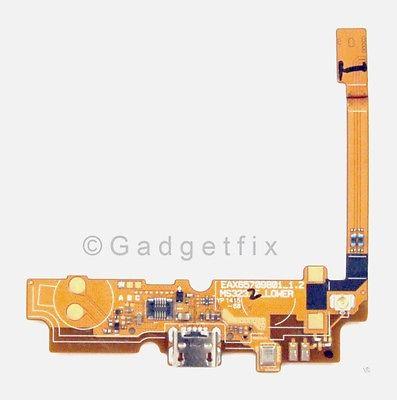 LG Optimus L70 D321 D325 MS323 Micro USB Charging Charger Port & Mic Flex Cable