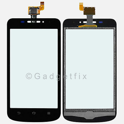 MetroPCS ZTE Avid 4G N9120 Front Panel Outer Glass Lens Touch Screen Digitizer