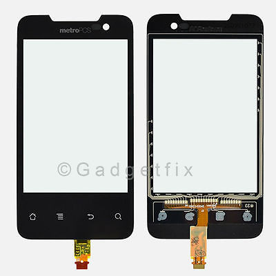 Metro PCS Huawei Activa 4G M920 Digitizer Touch Screen Glass Front Outer Panel