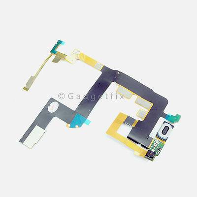 Motorola Droid 3 XT862 Main LCD Slide Flex Ribbon Cable + Front Camera & Speaker