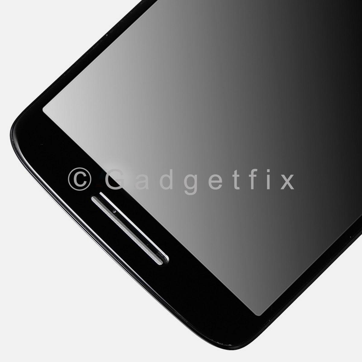 Motorola Droid Maxx 2 XT1565 LCD Screen Display Digitizer Touch Screen + Frame