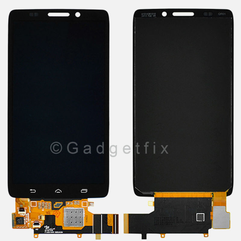 Motorola Droid Ultra XT1080 MAXX 1080M LCD Digitizer Touch Screen Glass Assembly
