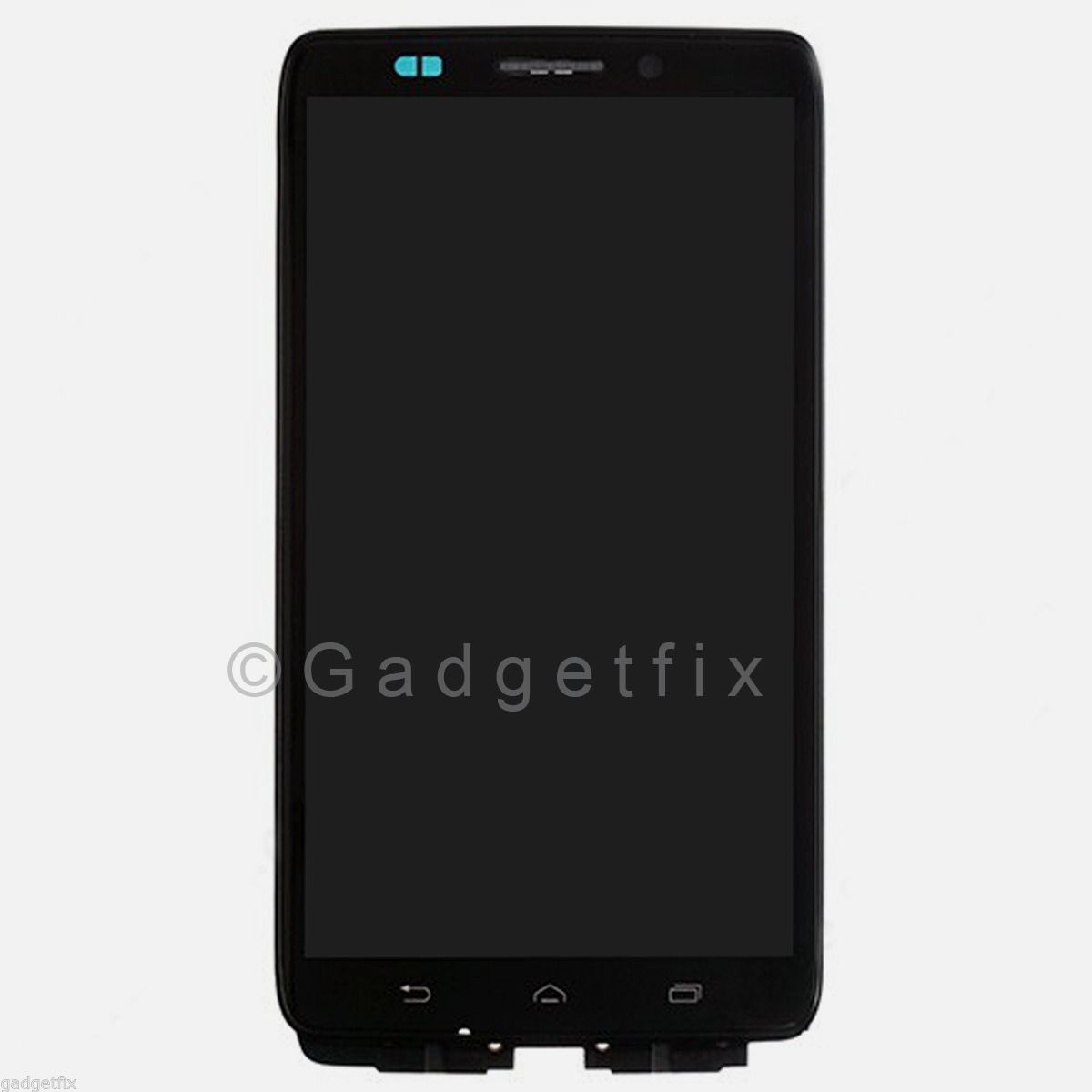 LCD Display Digitizer Touch Screen For Motorola Droid Ultra XT1080 MAXX 1080M With Frame
