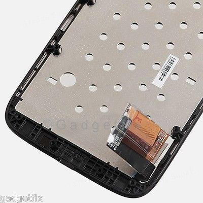 LCD Screen + Touch Screen Digitizer + Frame For Motorola Moto G XT1040 XT1042 XT1045