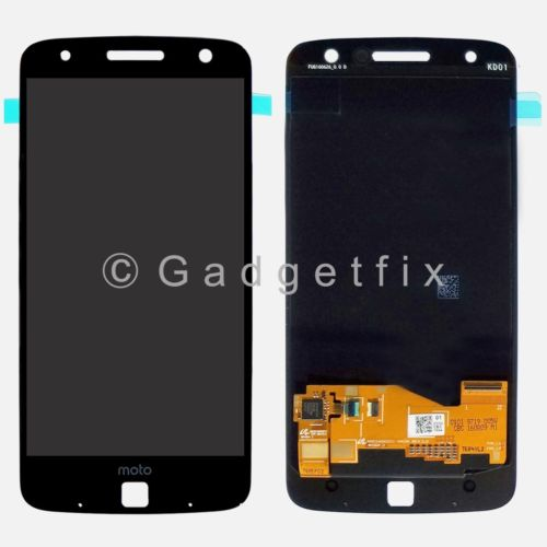 Motorola Moto Z Droid Edition XLTE XT1650-01 XT1650-03 LCD Display Touch Screen Digitizer