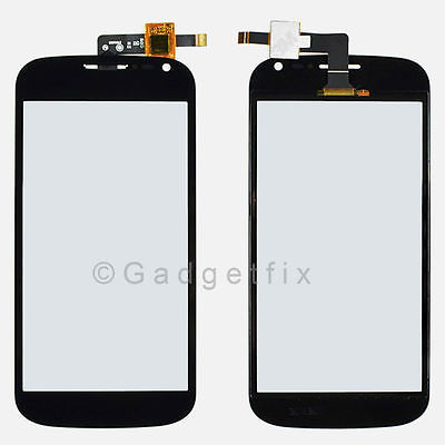 ZTE Sprint Flash N9500 Digitizer Touch Screen Top Outer Glass Panel Lens