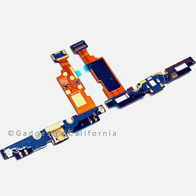 New USB Port Charging Charger Dock Mic Flex Cable For LG Optimus G E973 | LS970