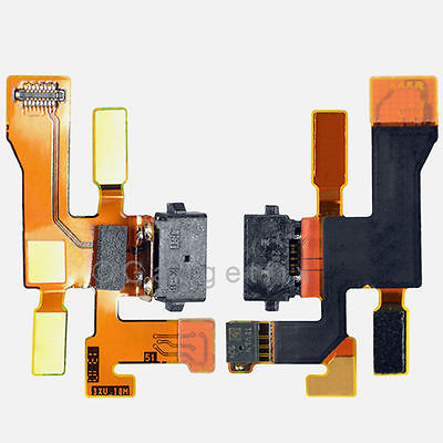 Nokia Lumia 1020 Charging Charger Dock Port Micro USB Connector Mic Flex Cable