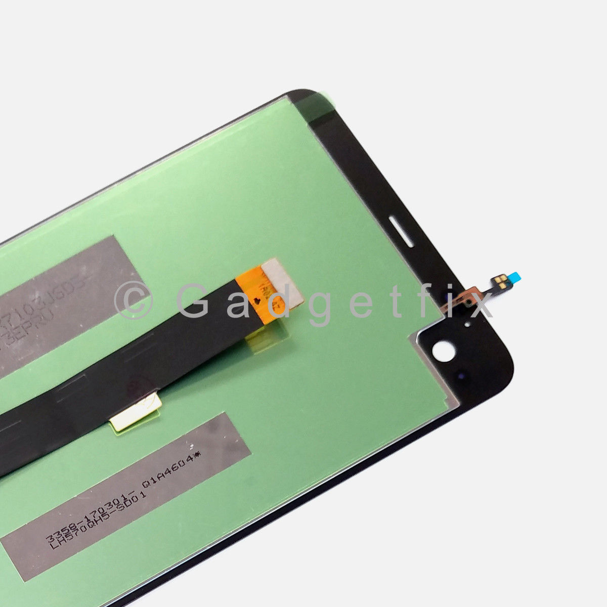 OEM Display LCD Screen Touch Screen Digitizer Replacement Part For HTC U Ultra