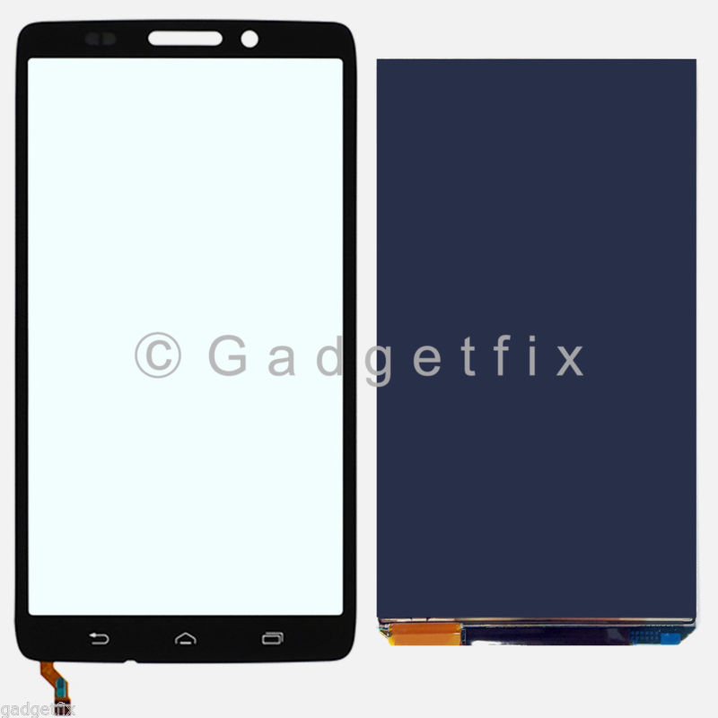 OEM Motorola Droid Ultra XT1080 MAXX 1080M Touch Digitizer + LCD Display Screen