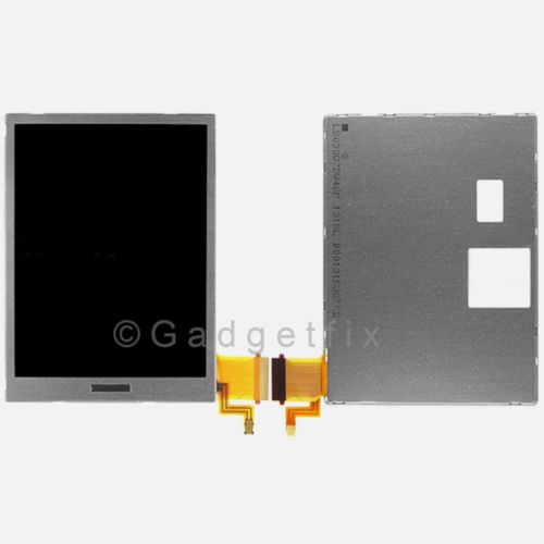 OEM New Nintendo 3DS Lower Bottom Down LCD Display Screen Monitor Repair Parts