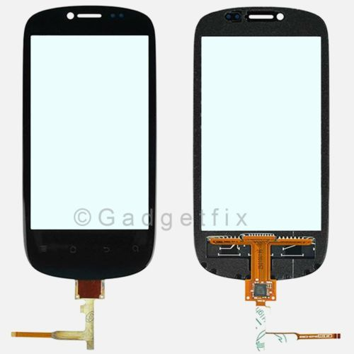 OEM Outer Glass Touch Screen Digitizer Replacement Parts For Huawei Vision U8850