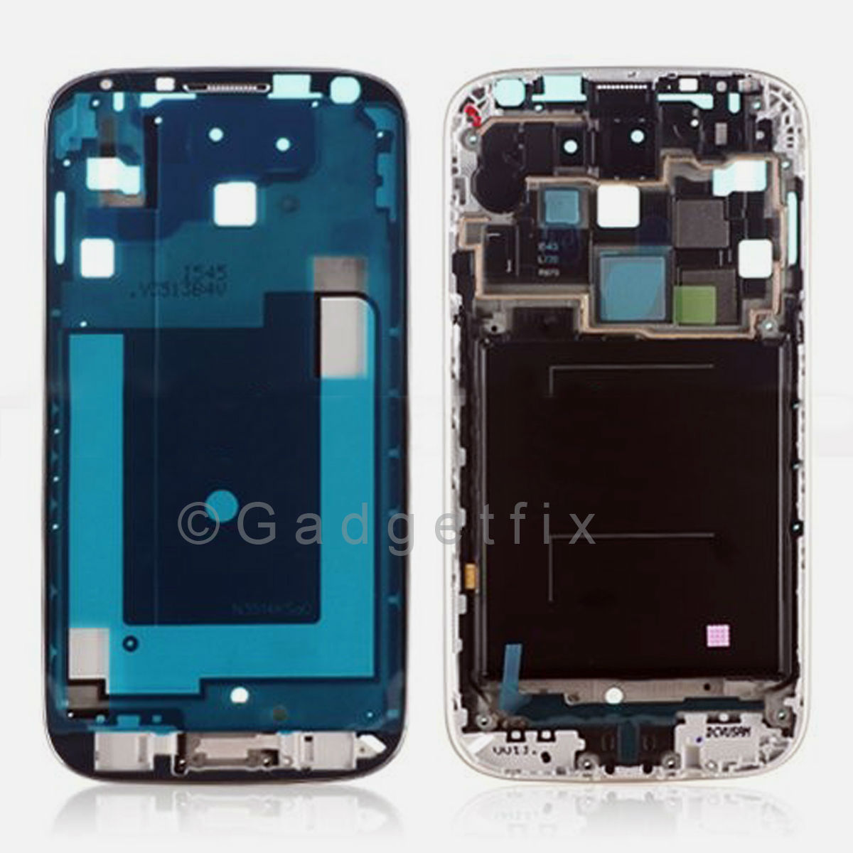 OEM Samsung Galaxy S4 I545 L720 R970 Faceplate Front Bezel Middle Frame Housing