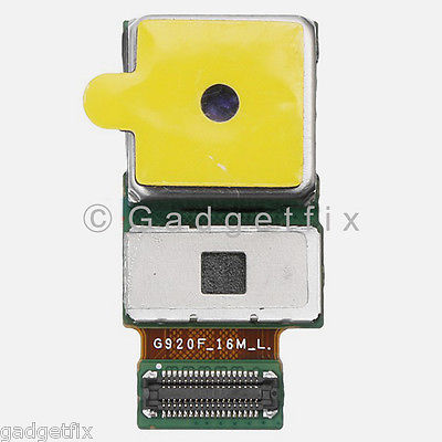 OEM Samsung Galaxy S6 G920A G920T G920P G920V Back Rear Camera Module Flex 16MP