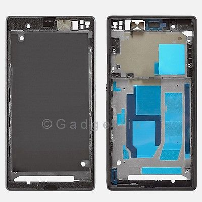 OEM Sony Xperia Z C6602 C6606 L36 L36h LT36 Front Faceplate Bezel Frame Housing