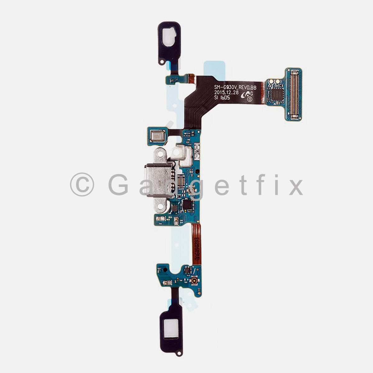 OEM USB Charger Charging Port Dock Keypad Flex Cable for Samsung Galaxy S7 G930V