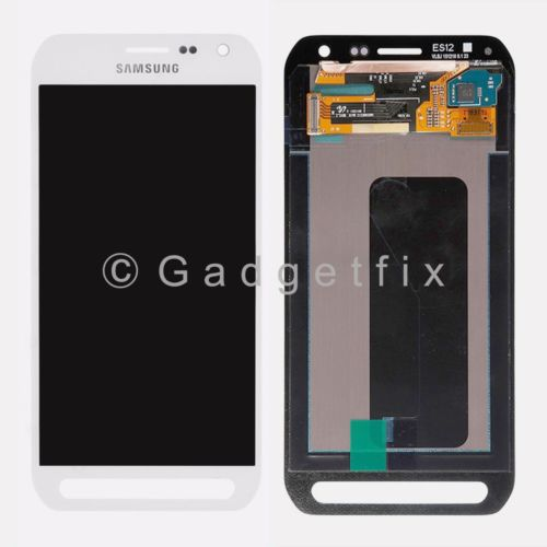 OEM White Samsung Galaxy S6 Active G890 G890A LCD Display Touch Screen Digitizer