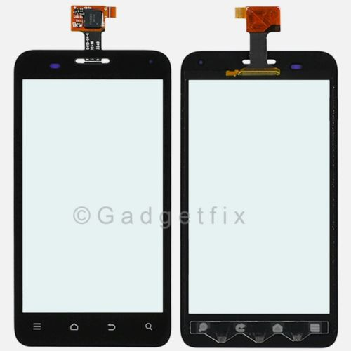 ZTE Blade C V807 Digitizer Touch Screen Panel Replacement Repair Parts USA