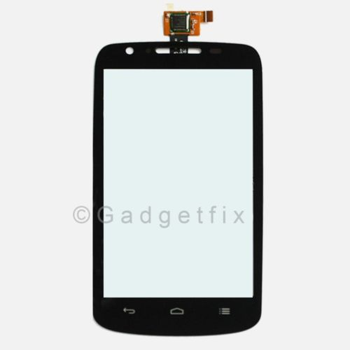 Sprint ZTE Force N9100 Touch Screen Digitizer Glass Lens Replacement Parts