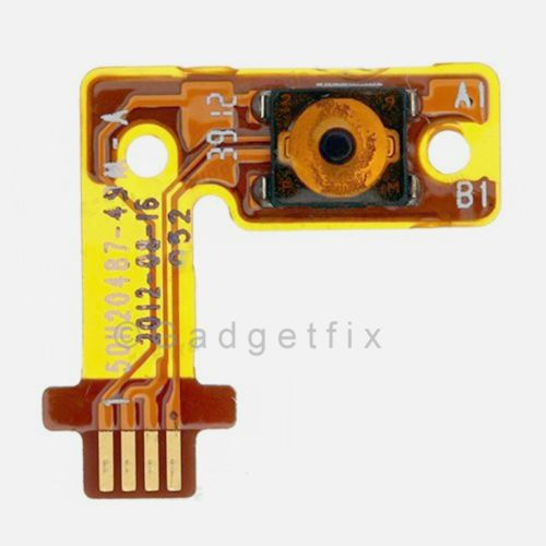 Original OEM HTC 8X Power Button On Off Connector Flex Cable Ribbon Repair Part