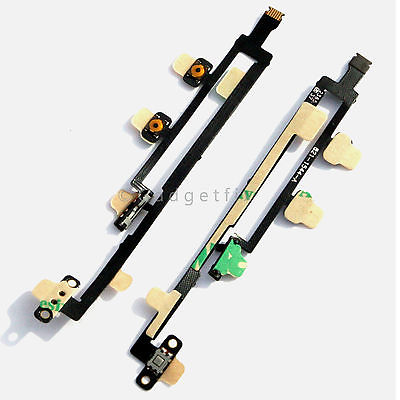 Power On/Off Switch Volume Connector Flex Ribbon Cable Repair Part for iPad Mini