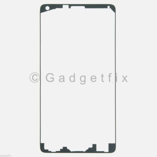 Pre Cut Double Side LCD Digitizer Screen Adhesive Tape for Samsung Galaxy Note 4