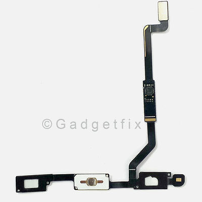 Samsung Galaxy Note 3 Home Key Connector Flex Cable Touch Sensor Keypad Keyboard