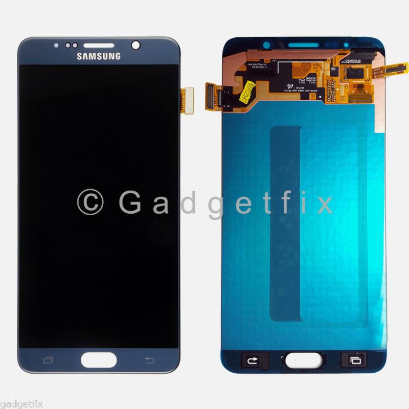 Samsung Galaxy Note 5 N920 N920F N920A N920T N920V N920P LCD Touch Screen Digitizer