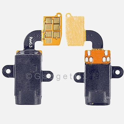 Samsung Galaxy S5 G900A G900T G900V G900R4 G900P Headphone Audio Jack Flex Cable
