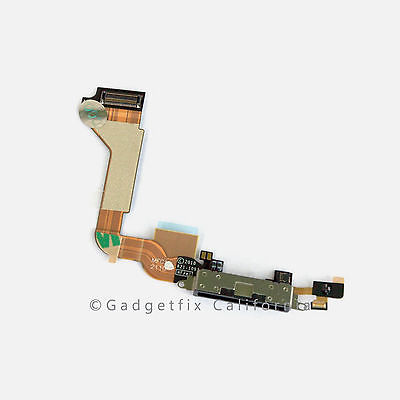 Sprint Verizon iphone 4 CDMA Charging Charger Dock USB Connector Port Flex Cable
