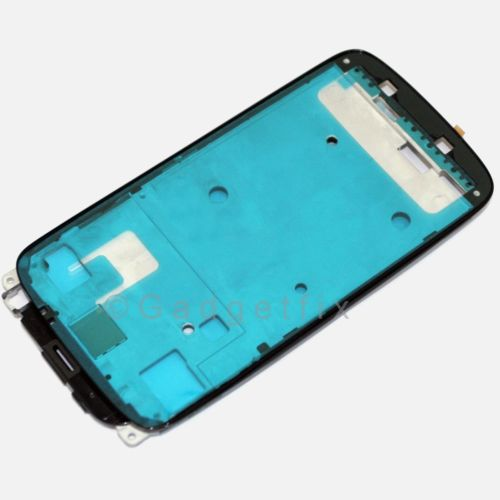 T-Mobile HTC One S Faceplate Front Frame Housing Middle Mid Plate Bezel Adhesive