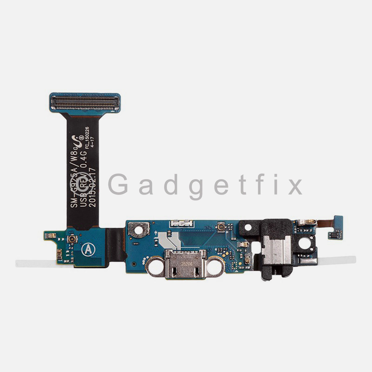 USA AT&T Samsung Galaxy S6 Edge G925A Charger Port USB Dock Mic Jack Flex Cable