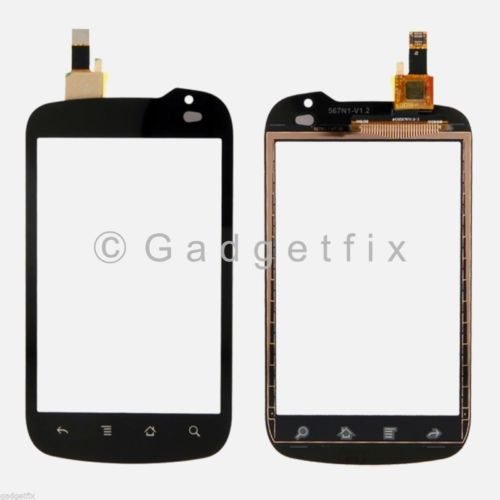 USA Cricket  ZTE Groove X501 Touch Screen Digitizer Glass Lens Replacement Parts