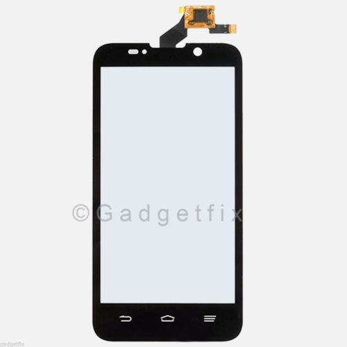 USA Cricket ZTE Source N9511 Touch Screen Digitizer Outer Glass Lens Repair Part