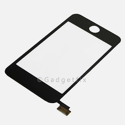 USA Digitizer Touch Screen Outer Top Glass Replacement for iPod Touch 2nd gen