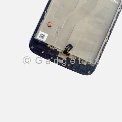Display LCD Touch Screen Digitizer + Frame For Motorola Moto E4 Plus XT1775