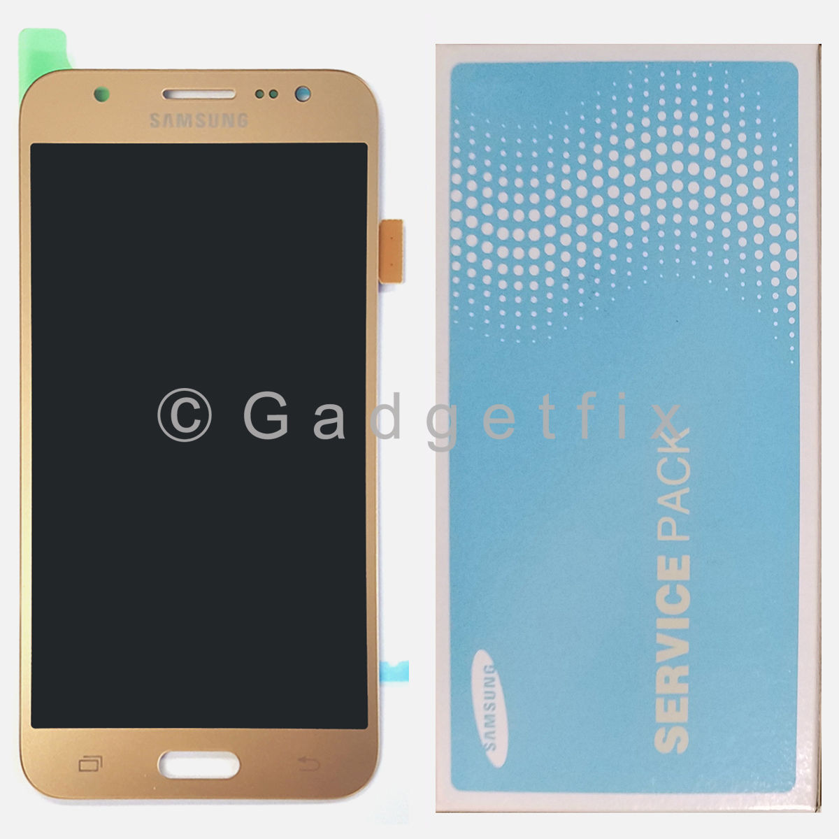 USA Gold Samsung Galaxy J5 J500Y J500M Display LCD Screen Touch Screen Digitizer