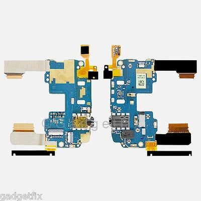 USA HTC One Mini M4 601e 601s Headphone Jack Power Volume Connector Flex Cable