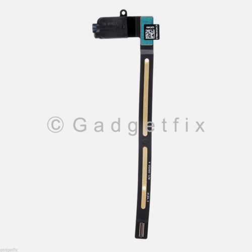 USA Headphone Jack Audio Flex Cable Ribbon Replacement Part for Black iPad Air 2