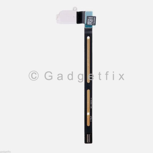 Headphone Jack Audio Flex Cable Ribbon Replacement Part for White iPad Air 2