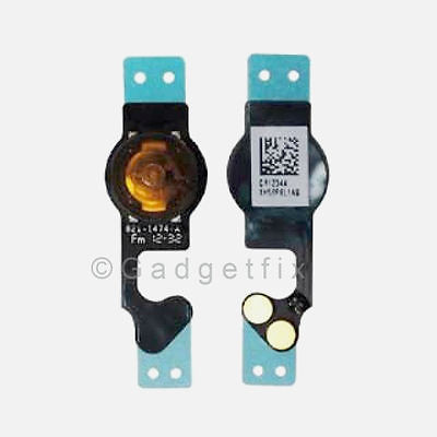 USA Home Button Menu Flex Ribbon Cable Connector Repair Parts for iPhone 5