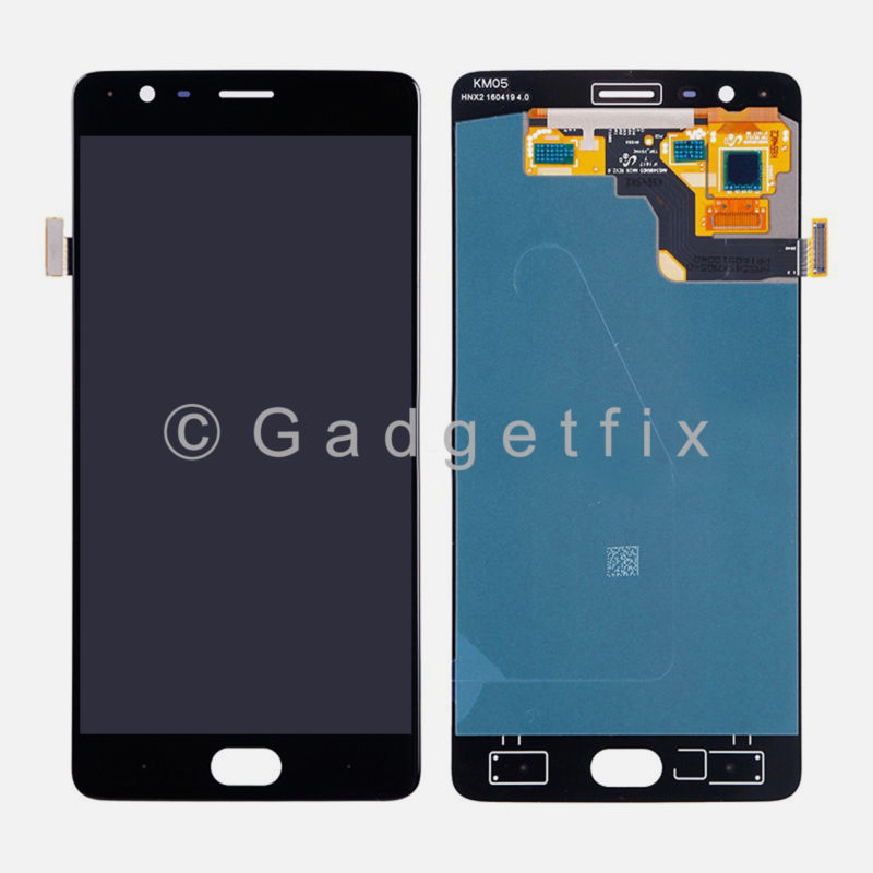 OLED LCD Display Touch Screen Digitizer Assembly For OnePlus 3 Three A3000 A3003