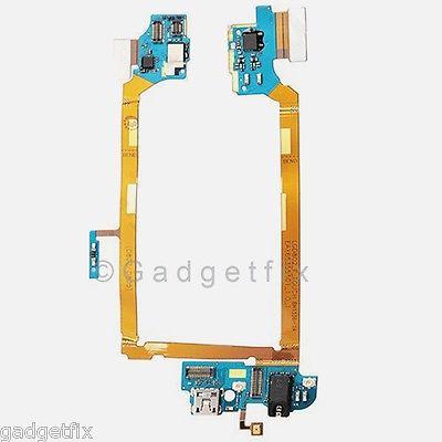 LG G2 D802 D805 USB Charging Charger Port Headphone Jack Microphone Mic Flex